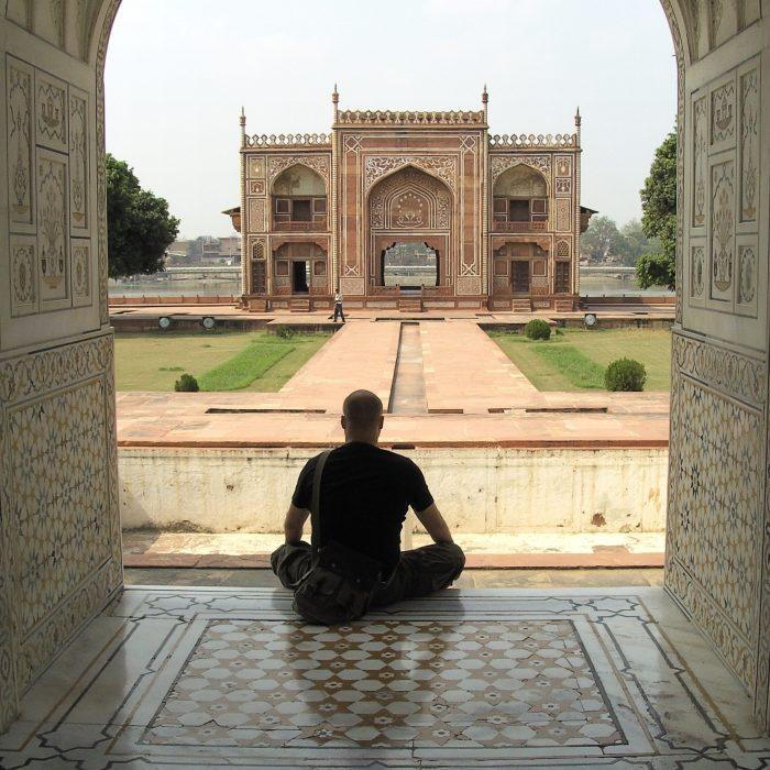 Axel Mengewein Indien