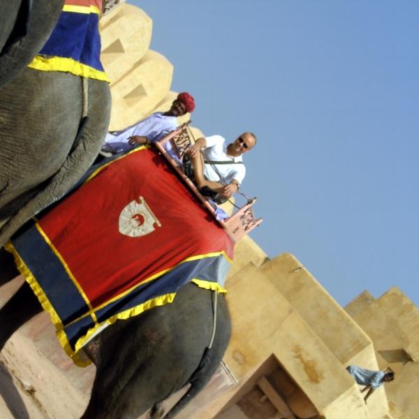 Indien Urlaubsbilder Axel Mengewein