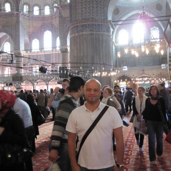 Istanbul Urlaubsbilder Axel Mengewein