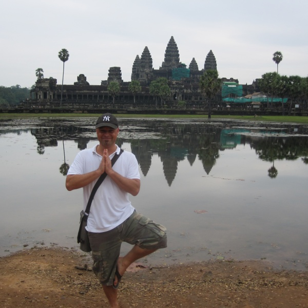 Kambodscha Urlaubsbilder Axel Mengewein