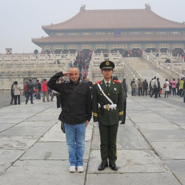 China Urlaubsbilder Axel Mengewein