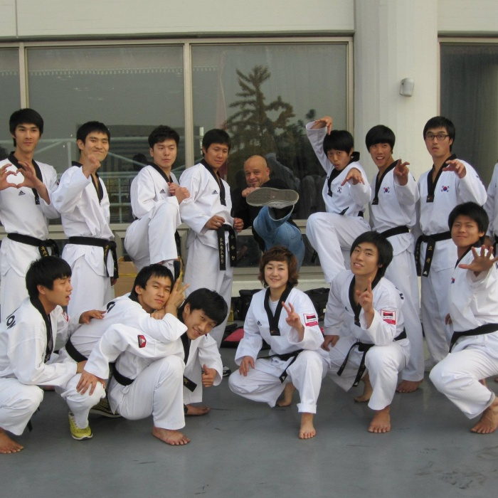 Korea Taekwondo Demoteam