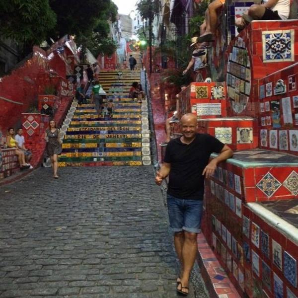 Rio Urlaubsbilder Axel Mengewein