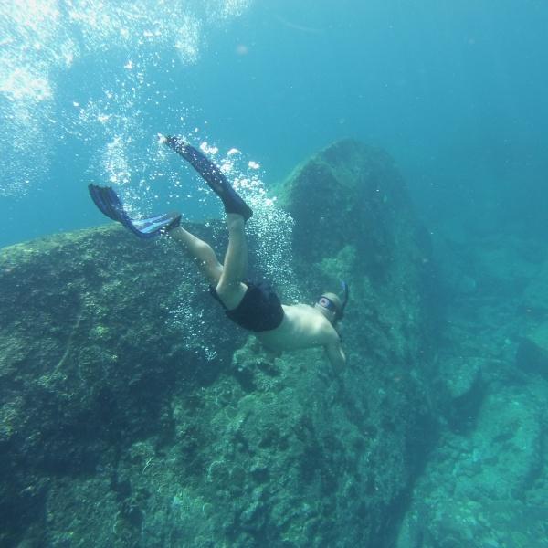 Tauchen Thailand Urlaubsbilder Axel Mengewein