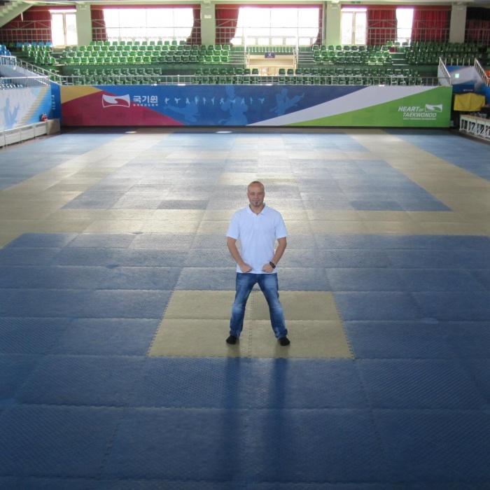 Axel Mengewein Taekwondo Weltzentrum