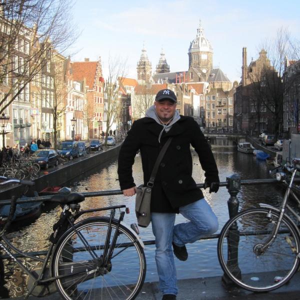 Amsterdam Urlaubsbilder Axel Mengewein