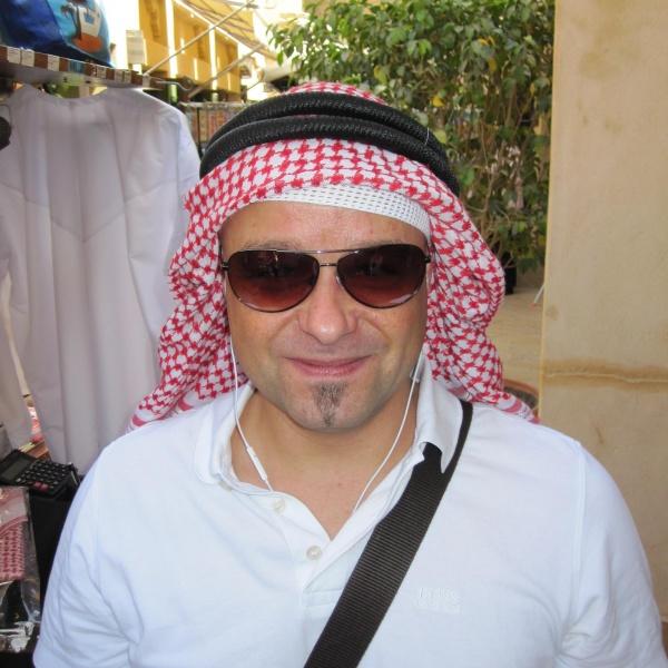 Dubai Urlaubsbilder Axel Mengewein