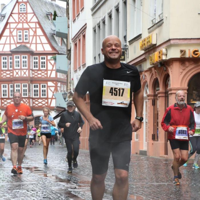 Marathon Halbmarathon Axel Mengewein