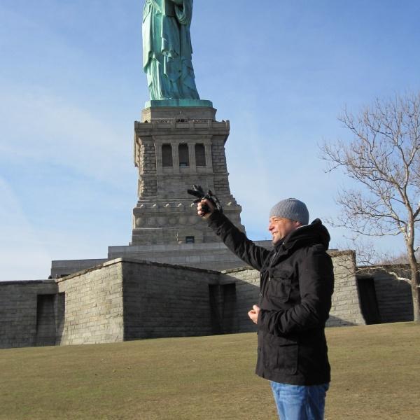 New York Urlaubsbilder Axel Mengewein