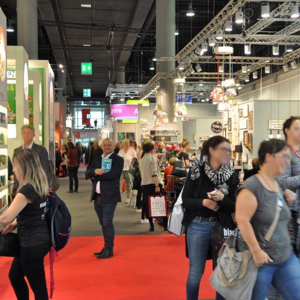 Axel Mengewein auf der Buchmesse Frankfurt