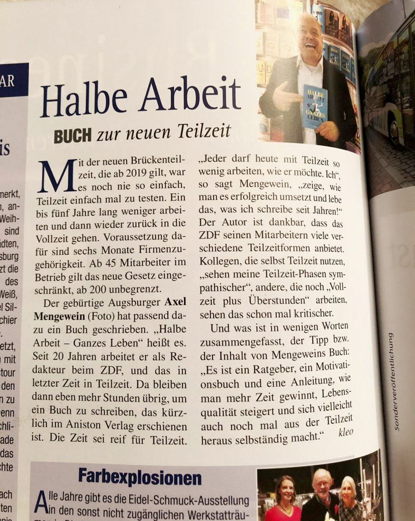 Augsburg Journal Dezember